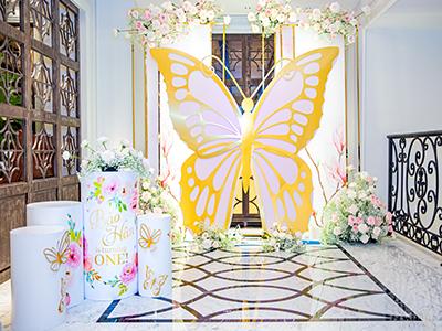 Hóa thân thành Nàng Bướm mộng mơ với Butterfly Kingdom