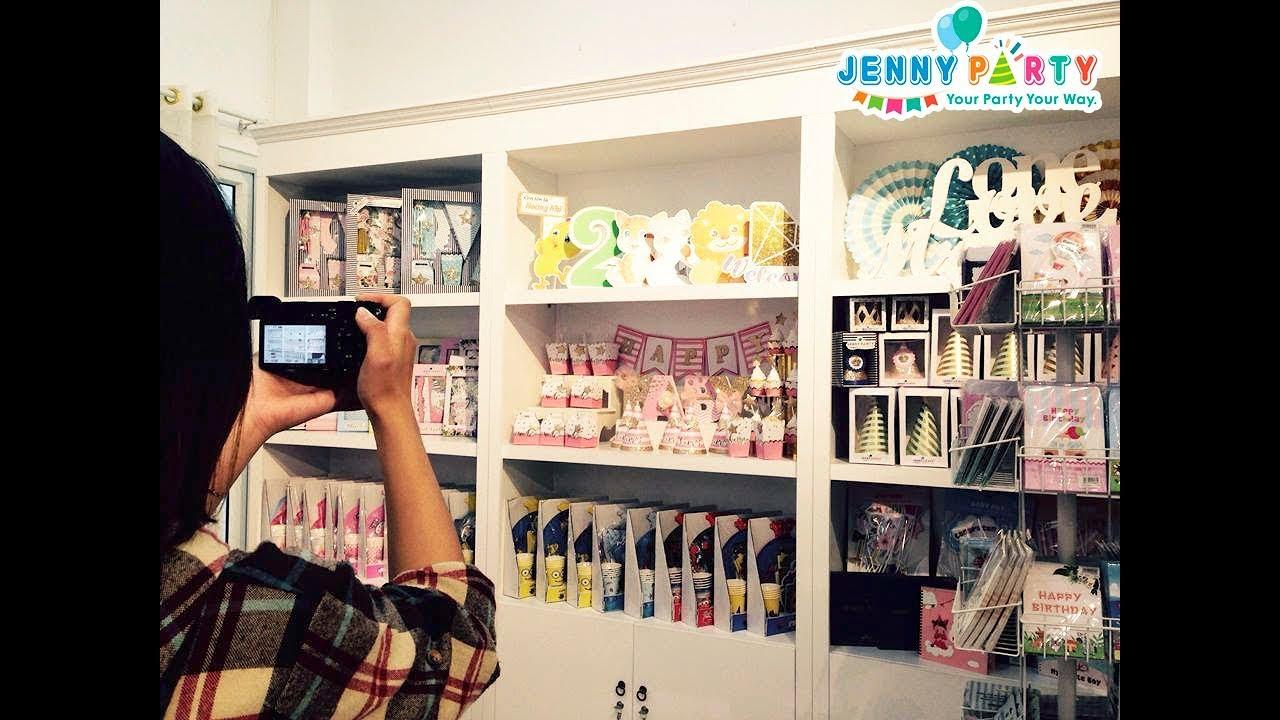 Gia tăng thu nhập cùng Jenny Party