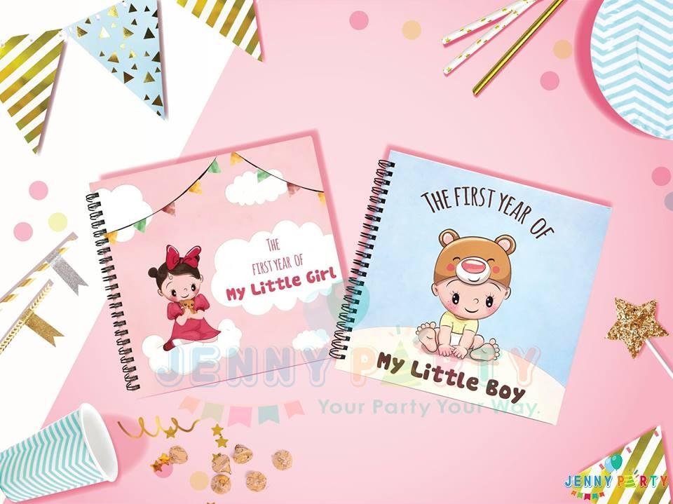Lưu giữ mọi khoảnh khắc của bé với Baby Book